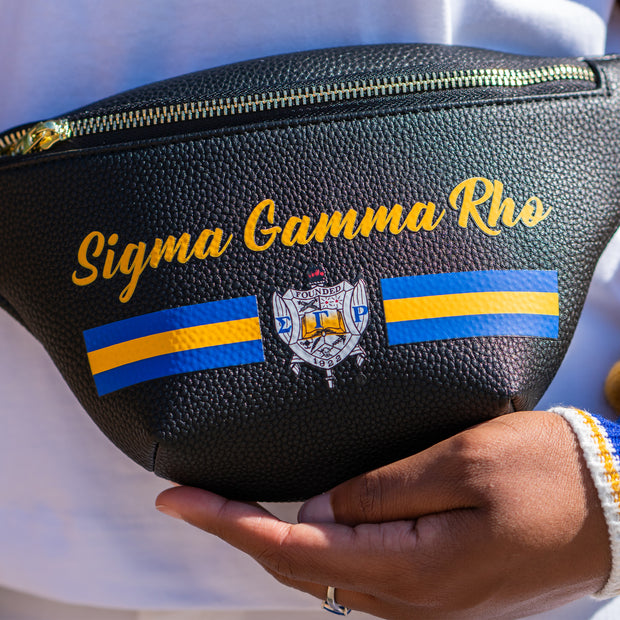 Printed SGRHO Belt Bag