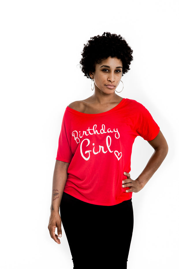 Diva Birthday Girl Tee