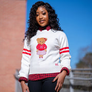 Preppy DST Bear Sweater