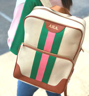Pretty Girl Canvas Back Pack