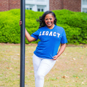 Royal Blue Legacy Tee