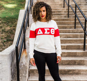 Diva Color Block Sweater