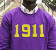 Purple 1911 Sweatshirt