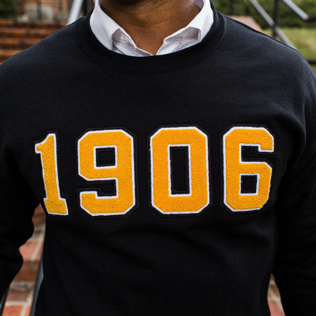 Black 1906  Sweatshirt