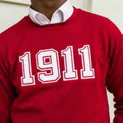 Red 1911 Sweatshirt