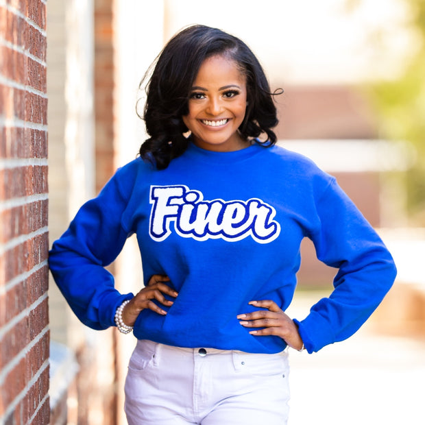 Finer Sweatshirt (Unisex Sizing)