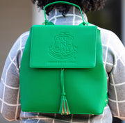 Gorgeous In Green Back Pack