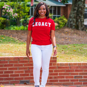 Red Legacy Tee