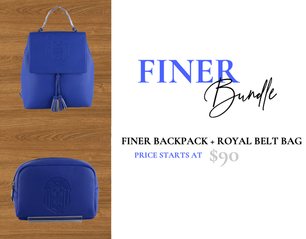 Finer Royal Blue Bundle