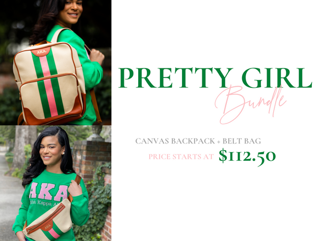 Pretty Girl Canvas Bundle