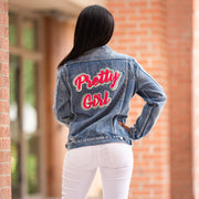 Pretty Girl Denim Jacket