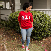 Red Vintage Sweatshirt (Unisex Sizing)