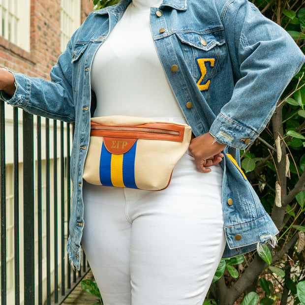 SGRHO Canvas Belt Bag