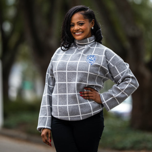 ZPhiB Turtleneck Sweater