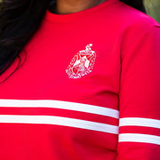DST Striped Sweatshirt