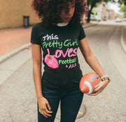 Pretty Girls Love Football