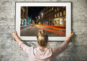 Edinburgh, Scotland, Photo print
