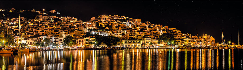 Skopelos Town, Greece, Photo print