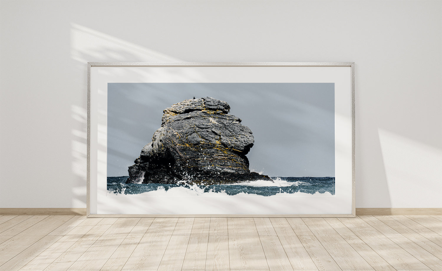 Greece, sea, Photo print