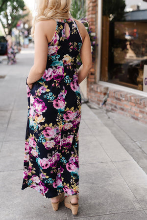 Pocketful of Posies Maxi Dress