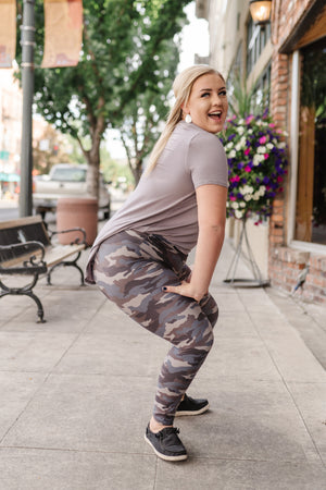 Everybody's Favorite Camo Leggings