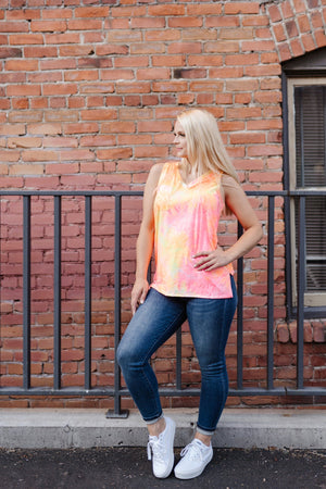Bright Lights Neon Tank