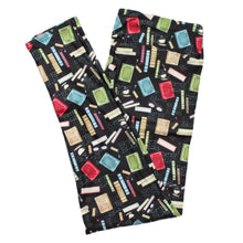 Load image into Gallery viewer, Book Lover full length legging NO pockets