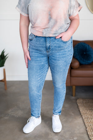All Washed Up Acid Mineral Wash Judy Blue Jeans