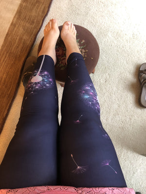 Dandelion full length legging