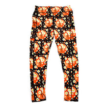 Load image into Gallery viewer, Autumn Blooms full length legging with pockets