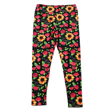 Load image into Gallery viewer, Be A Sunflower full length legging NO pockets