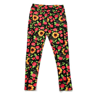 Be a Sunflower full length legging with pockets