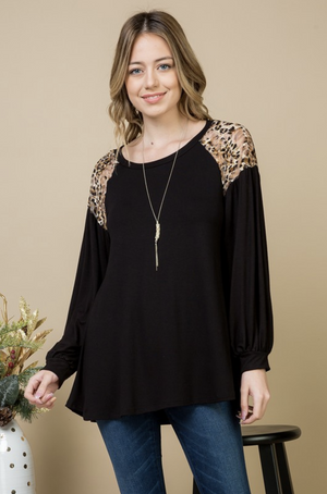 On the Prowl Tunic