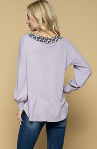 Lost in The Moment Puff Sleeve Top