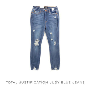 Total Justification Judy Blue Jeans