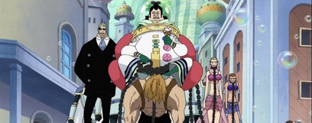 Gouvernement mondial One Piece