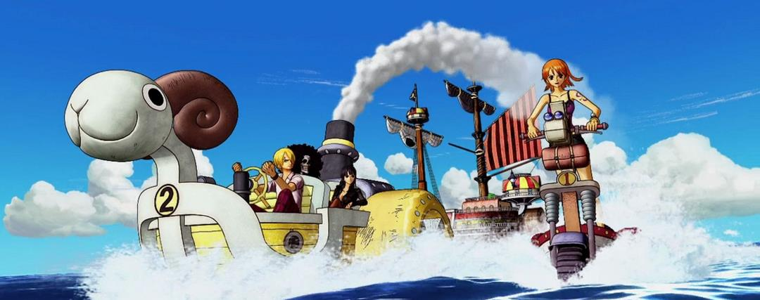 One Piece 3D : A la poursuite du Chapeau de Paille