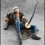 Figurine One Piece <br>Trafalgar Law (10cm)