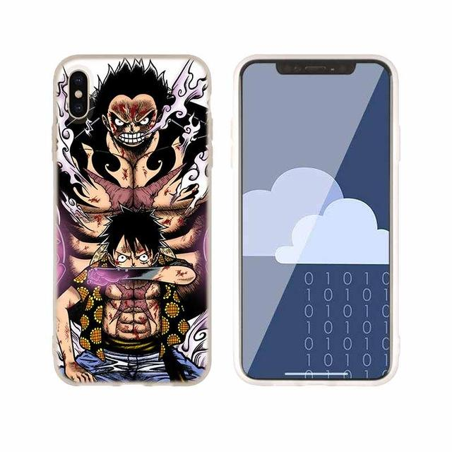 Coque iPhone 8 Plus One Piece | OnePiece Sekai