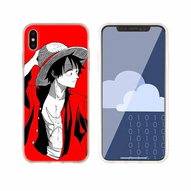 Coque iPhone One Piece Monkey D. Luffy | OnePiece Sekai