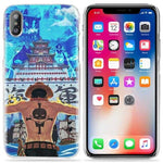 Coque One Piece iPhone Ace de Dos | OnePiece Sekai