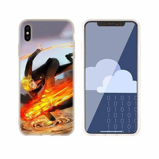 Coque One Piece iPhone Sanji Diable | OnePiece Sekai