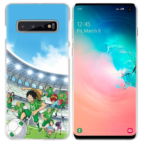 Coque One Piece Samsung Football