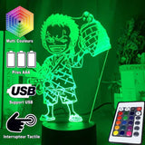 Lampe Acrylique <br> One Piece