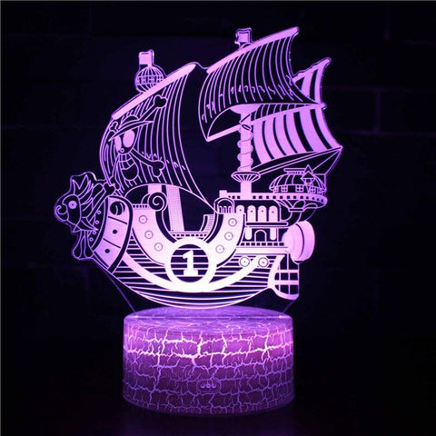 Lampe Led One Piece | OnePiece Sekai