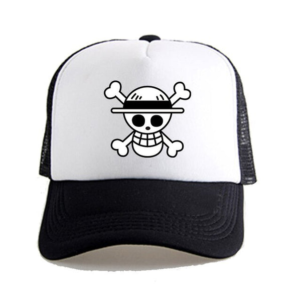 Casquette One Piece<br>Jolly Roger