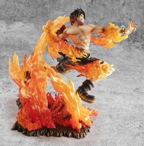 Figurine Ace <br> One Piece