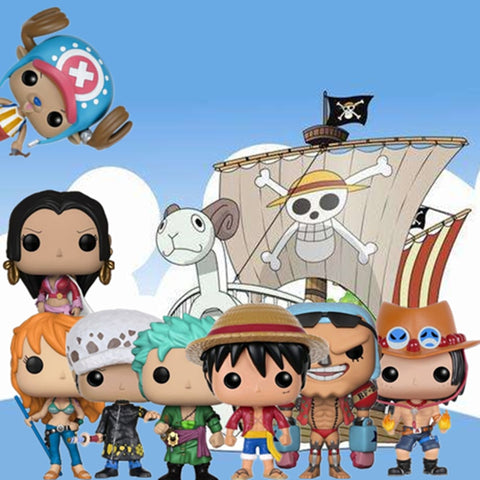 Figurines Funko Pop <br> One Piece