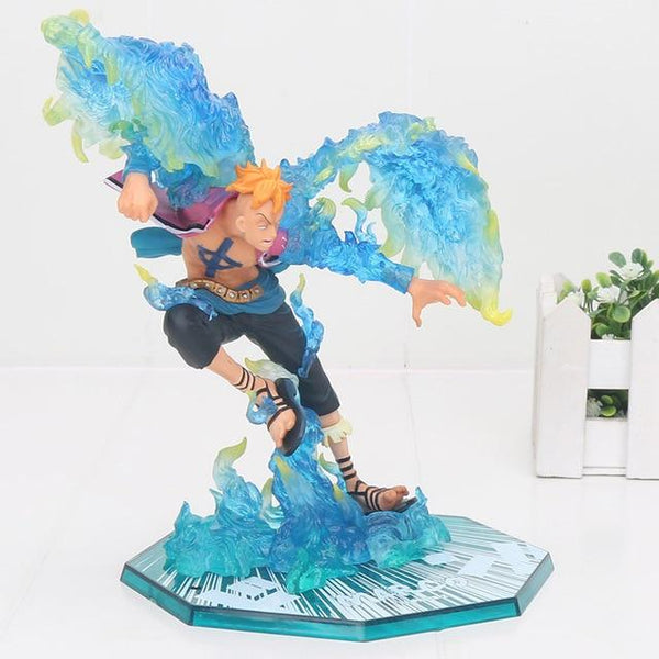 Figurine One Piece <br> Marco le Phénix
