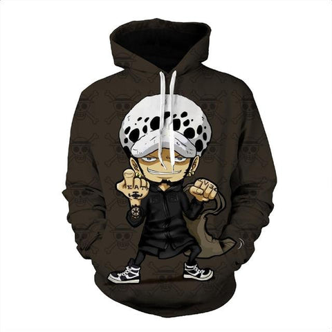 Sweat Law Chibi | One Piece Sekai®